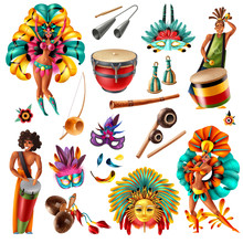 Carnival Brasil Set