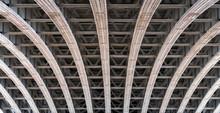 Framework Arch Under A Bridge ...