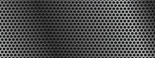 Metal Perforated 3d Texture
