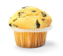 Delicious Vanilla Muffin With ...