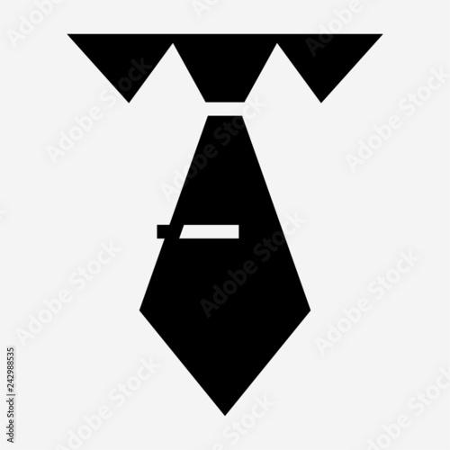 Fotografie, Obraz  Glyph uniform pixel perfect vector icon