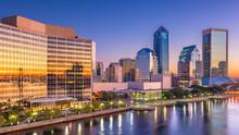 Jacksonville, Florida, USA Dow...