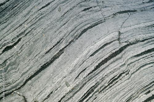 Canvas Prints Marble Black stone pattern background & wallpaper