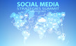 Social Media Strategies Summit San Francisco 2019. Communication and promotion strategy with social media