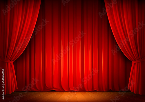 Photo Stage Curtains