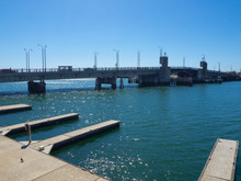 Queens Wharf With The View Of ...