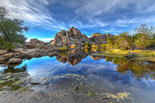 Barker Dam - Joshua Tree Natio...