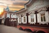 historical center of Irkutsk