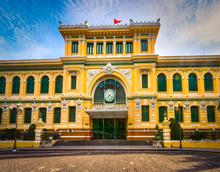 Saigon Central Post Office, Vi...