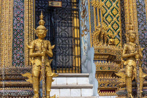 Photo  Bangkok Temple