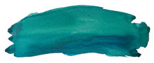 Aquamarine Texture Watercolor ...
