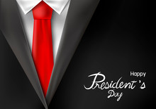 President's Day Design Of Suit...
