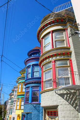 Keuken foto achterwand Amerikaanse Plekken San Francisco / Haight-Ashbury
