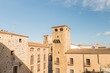 Caceres medieval city