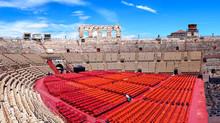 Inside Of Arena Of Verona In I...