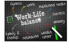 Ardoise Craie : Work–life Ba...