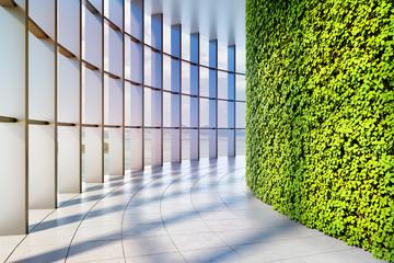 Fototapeta Do biura Office building