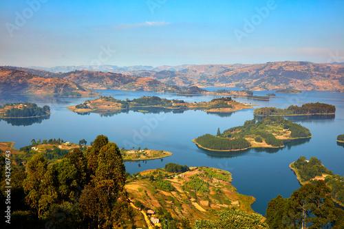 Fototapeta Lake Bonyonyi obraz