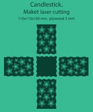 DIY Laser Cutting Vector Schem...