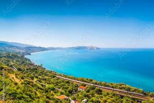 Cilentan Coast, Salerno, Campania, southern Italy