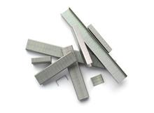 Pile Of Metal Steel Staples