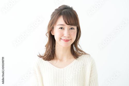 Valokuva  スキンケア・若い女性