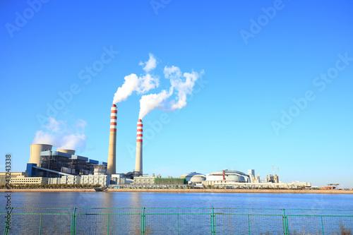 Fotografía  Power plants