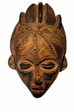A Traditional Mask From Camero...