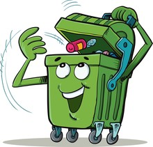 Carton Recycle Bins