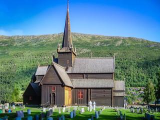Fototapeta na wymiar Beautiful nature of Norway
