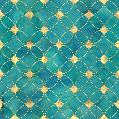 36x48 Janela de verde-azulado Vintage olhando em uma floresta Campo Roxo-Mural De Parede
