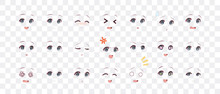 Emotions Eyes Of Anime (manga)...