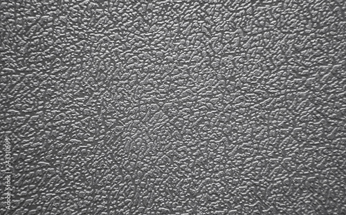 Deurstickers Leder Black grunge, wall texture background. Dark carbon wallpaper, abstract textured slate, stone.