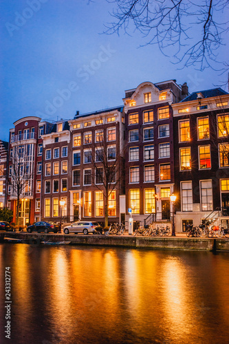 Photo  Amsterdam, pays bas