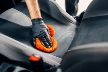 Chemical Cleaning Of Car Seats...