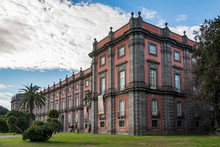 The Capodimonte Royal Palace In Naples, Italy
