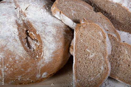 Fotografía  Spelled homemade bread