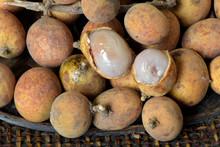 Brazilian Fruit: Stack Of Pito...