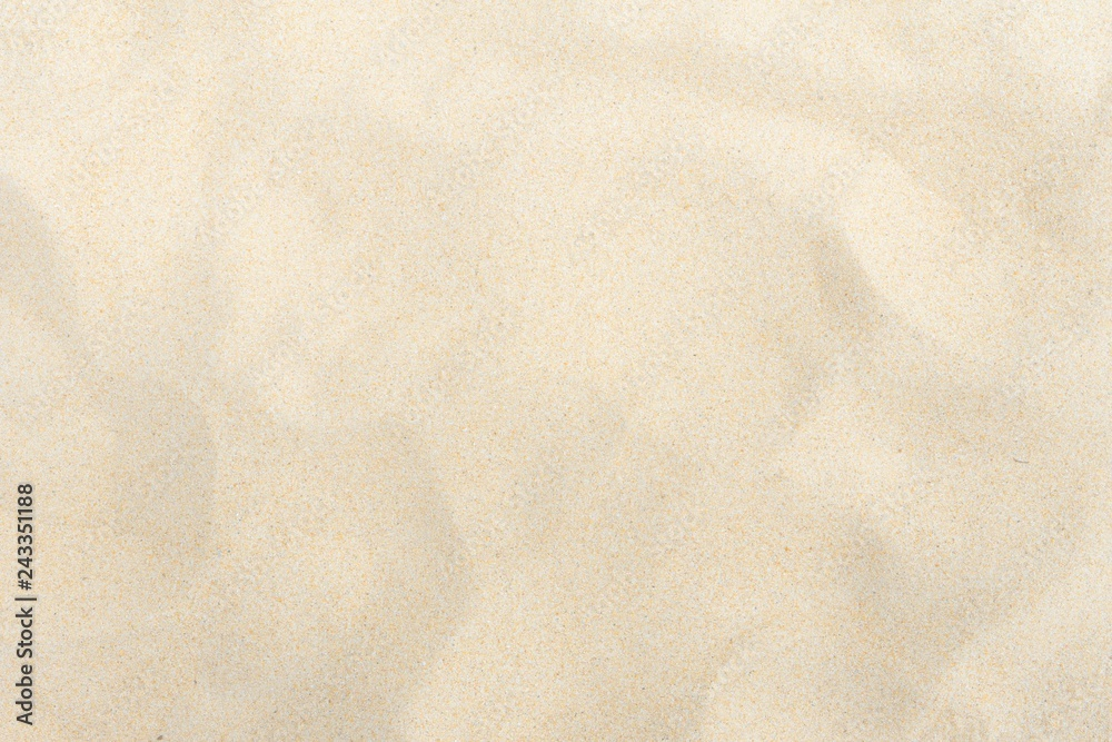 Fototapety, obrazy: Fine beach sand in the summer sun