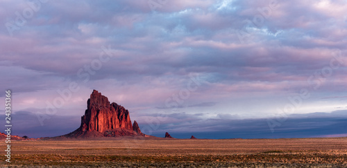 Door stickers Lavender Shiprock