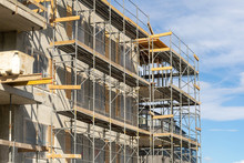 Photo Of Multistory High Rise Building With Scaffolding