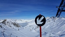 Image Of Wintersport Sign Show...