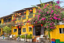 Hoi An City Centre View, Vietnam