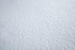 Leinwanddruck Bild background of fresh snow texture in black and white
