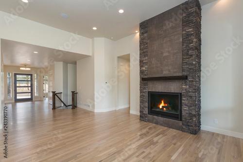 Fotografiet  Modern Farm House Living Room