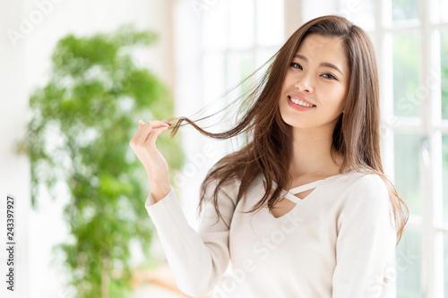 Fotografía  attractive asian woman beauty image