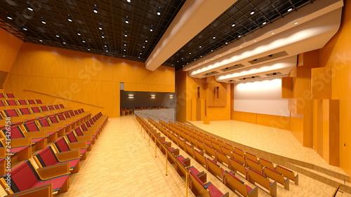Canvas ホール
