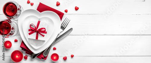 Deurstickers Wanddecoratie met eigen foto Valentine