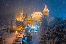 Budapest, Hungary - Christmas ...