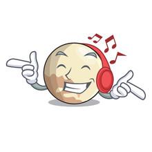 Listening Music Pluto Cartoon ...